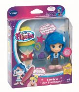 Vtech Flipsies -  Sandy & Her Surfboard